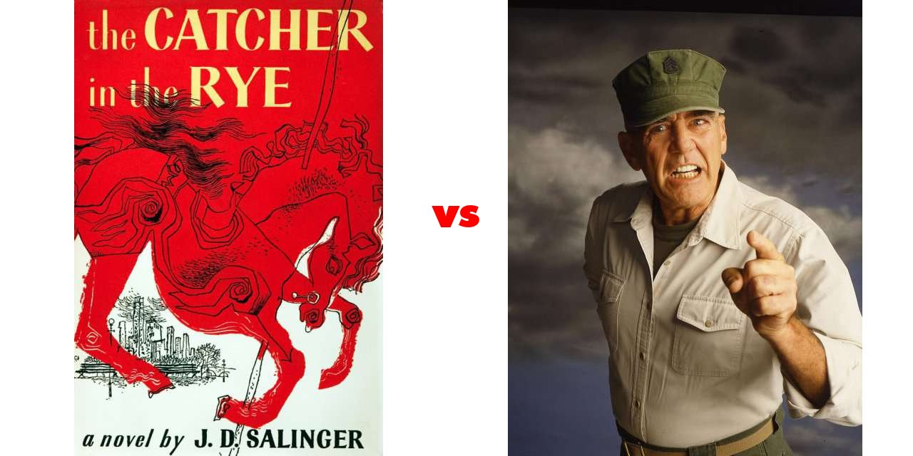 catcher in the rye vs i 22 discussion posts deleted user said: catcher for me i love the bell jar, and esther, too, but i love holden the most of the threeperks, and charlie.
