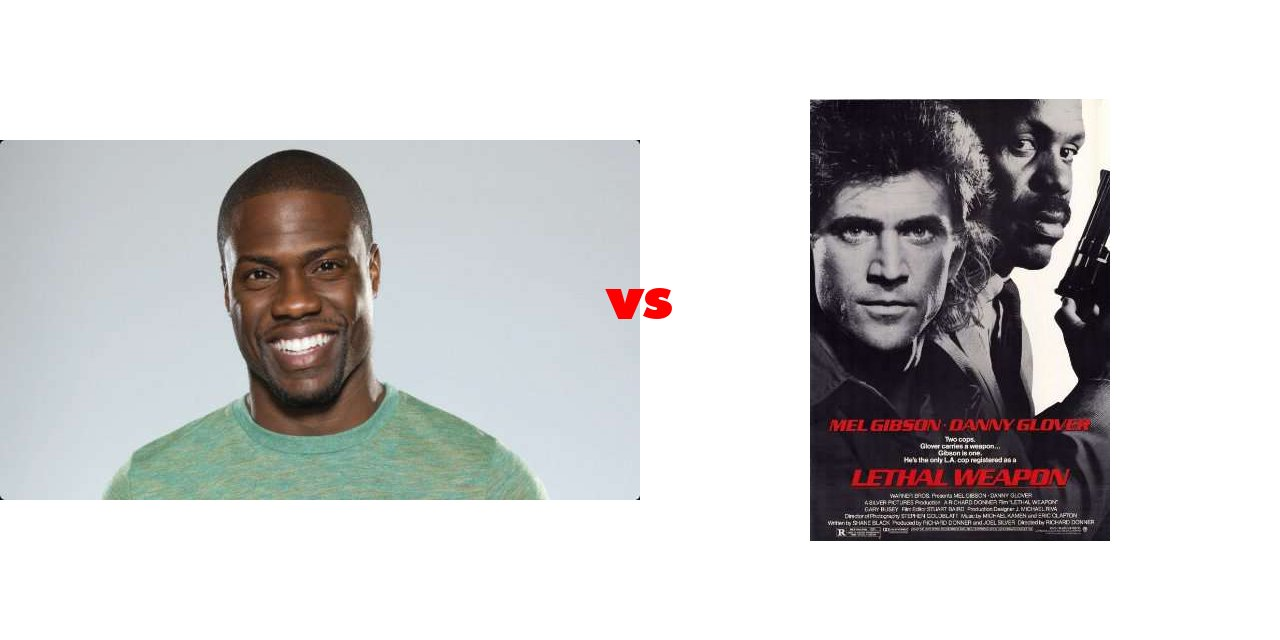 Kevin Hart vs Lethal Weapon on The Big Fat List