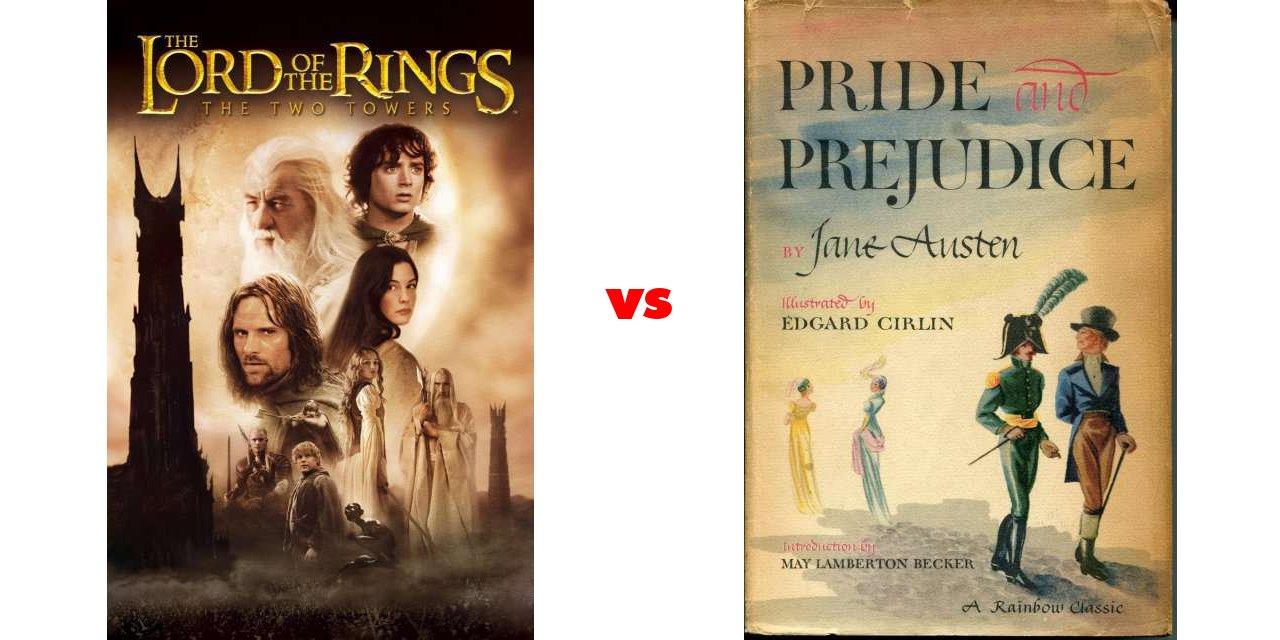 dracula vs pride and predjudice