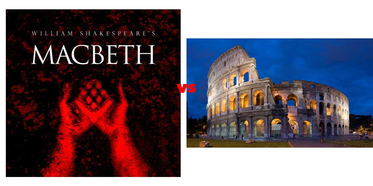 macbeth the good and bad side Greed in macbeth he displays the negative side of human nature through three of the since macbeth believes that good is bad and bad is.