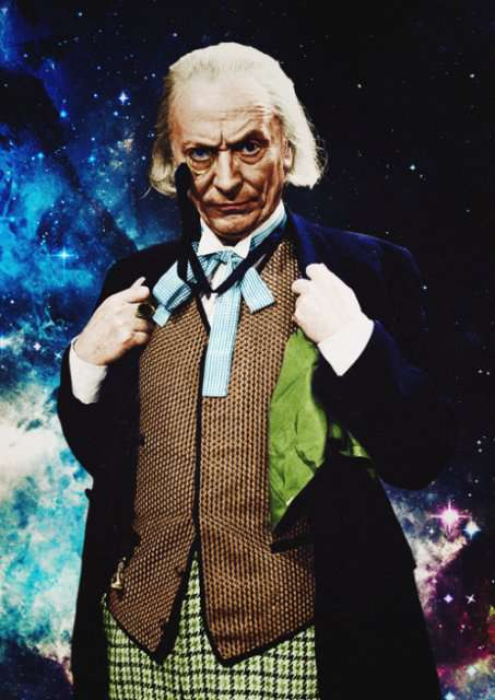 The 1st Doctor (Doctor Who)