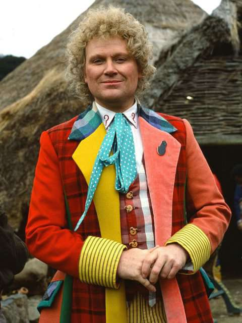 The 6th Doctor (Doctor Who)