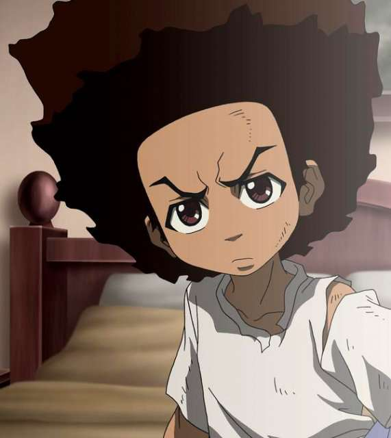 Huey Freeman (The Boondocks)
