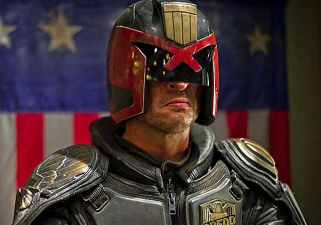 Judge Dredd (Karl Urban)