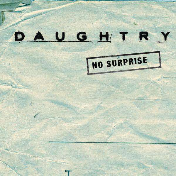 No Surprise (Daughtry)